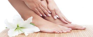 9 وصفات طبيعية لتبييض اليدين والقدمين