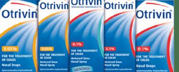 7 فوائد لقطرة أوتريفين للأنف والأذن