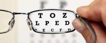 تمارين للعين للتخلص من النظارة والنظر الضعيف