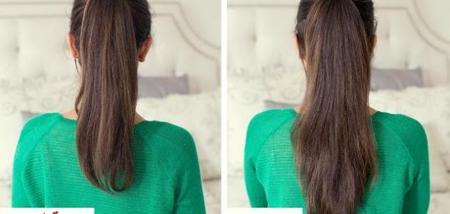 خلطة 7 انواع زيوت طبيعية لتطويل الشعر