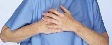 ما هي أعراض البرد في القفص الصدري