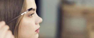 مخاطر استخدام موس الوجه للحواجب