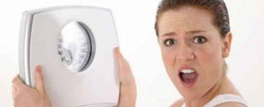 هل زيادة الوزن المفاجئ تدل على الإصابة بالأمراض