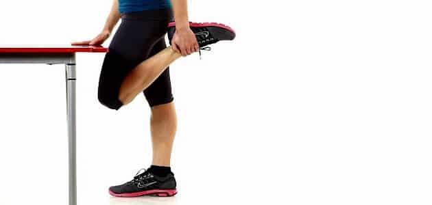 وصفة سريعة لتنحيف بطة الساق عند النساء