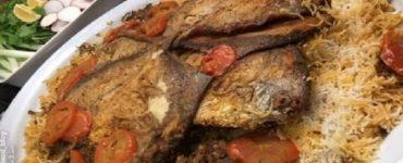 وصفة شهية لتحضير سمك الزبيدي في الفرن