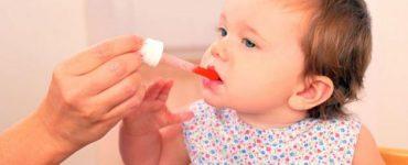 أفضل نوع دواء للبرد للأطفال اقل من سنه