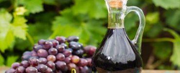 استخدامات خل العنب في الطعام