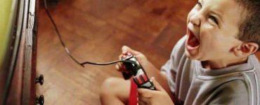 اضرار الالعاب الالكترونية على العقل للصغار