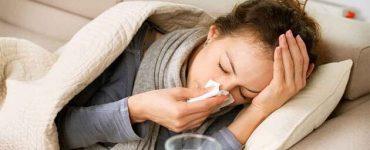 الاكلات التي يجب تناولها اثنا الاصابة بالأنفلونزا
