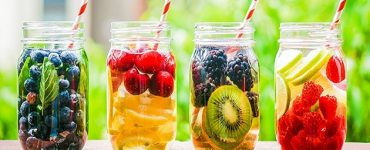 15 نوع مشروبات تصلح لعمل الديتوكس اليومي