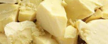 طريقة استخدام زبدة الكاكاو الخام للبشرة