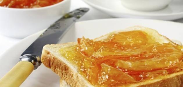 طريقة سهلة لعمل مربى البرتقال مع قشره
