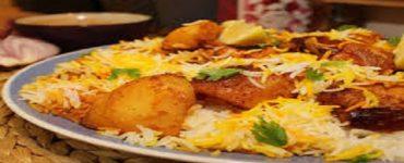 طريقة عمل مدفونة البطاطس بالارز الاحمر