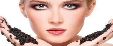 6 فوائد ماسك الكافيار لإزالة شعر الوجه