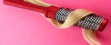 ما اسس العناية بلفافات الشعر العادية والكهربائية