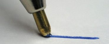 إزالة الحبر من الورق بدون أثر
