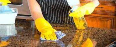 طريقة تلميع وتنظيف الرخام