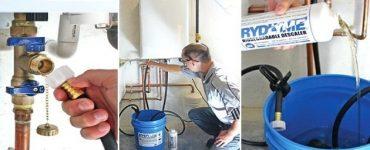 طريقة تنظيف سخان الماء الكهربائي