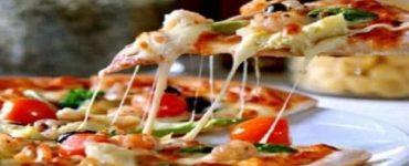 طريقة عمل الجلاش بخلطة البيتزا الطازجة