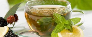 فوائد الشاي الاخضر بالنعناع للتخسيس