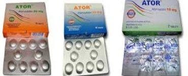 معلومات عن دواء اتور Ator
