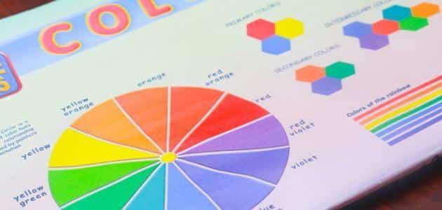 كيفية مزج ألوان الدهانات ماميتو
