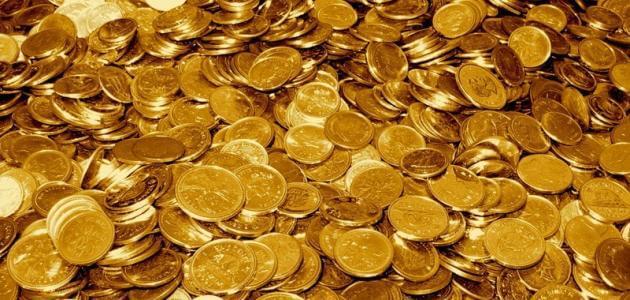 كيف تفرق بين الذهب والنحاس الأصفر