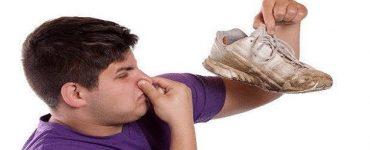 إزالة رائحة الأحذية نهائيا