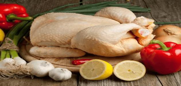 طريقة التخلص من زفرة الدجاج بالخل