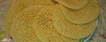 طريقة تحضير البغريرالمغربي السريع
