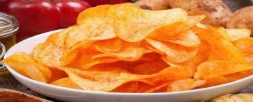 طريقة عمل البطاطس الشيبسى بجميع النكهات الطبيعية