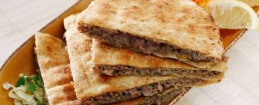 طريقة عمل العرايس اللبنانية بخبز الصاج