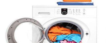 كيفية تنظيف وتعقيم غسالة الملابس