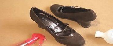 كيفية توسيع الحذاء الجديد