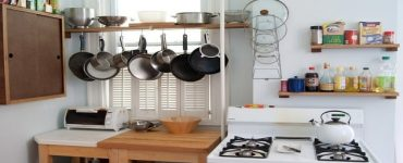 كيف ارتب أدوات المطبخ بسرعة