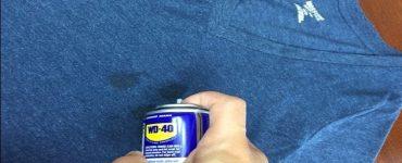 كيف يمكن التخلص من بقع الزيت في الملابس