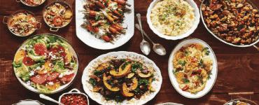 أسهل الأطباق الرئيسية سهل وسريع للغذاء