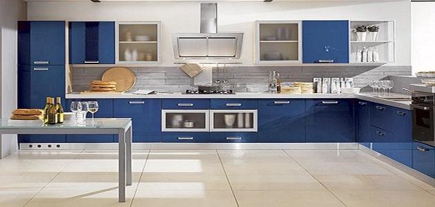 أفضل واجمل لون للمطبخ