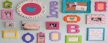 افكار لتزيين غرف البنات سهلة