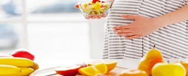تغذية المرأة الحامل في الأشهر الأولى
