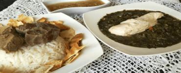 طريقة طبخ الملوخية الفلسطينية باللحمة