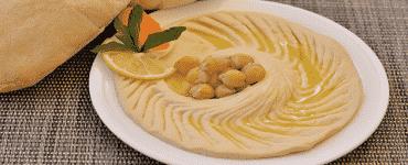 طريقة عمل الحمص لبناني مثل المطاعم