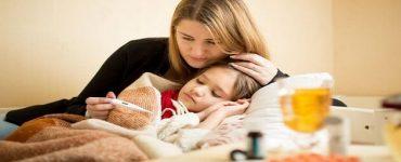 علامات التسمم الغذائي عند الأطفال وعلاجه