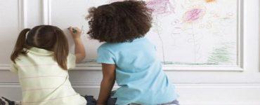 كيفية ازالة الكتابة من على الجدران