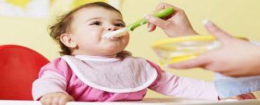 كيفية تحضير طعام الاطفال الرضع
