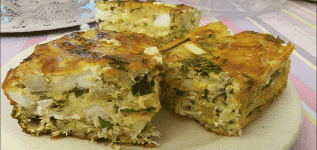 كيفية عمل طاجين الجبن التونسي اللذيذ