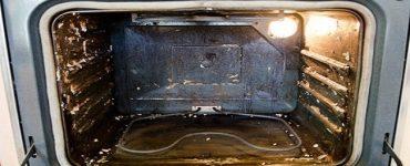 كيف أنظف فرن الكهرباء من الصدأ