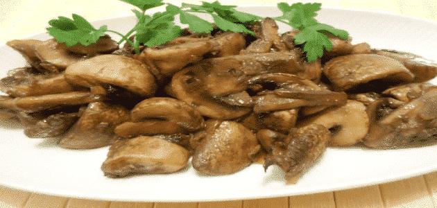 كيف اطبخ الفقع المعلب مع البصل