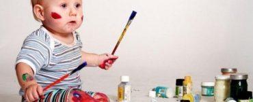 مهارات الطفل الحركية
