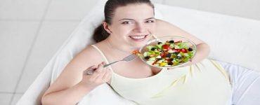 ما تغذية الحامل في الشهر السادس